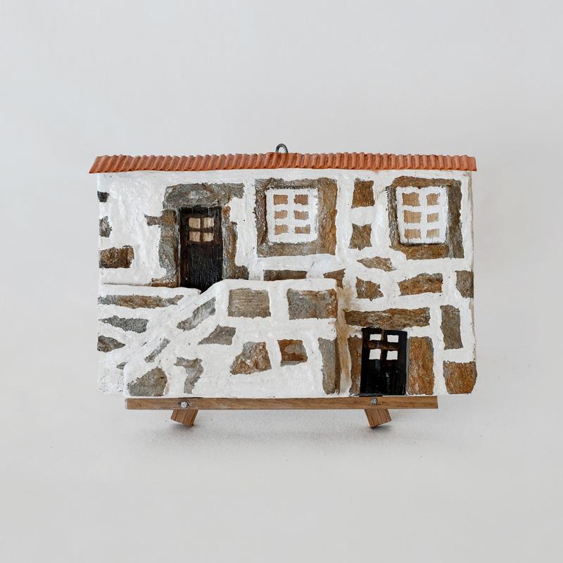 Casa típica dos Açores