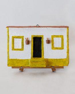 Casa típica da Estremadura e Ribatejo