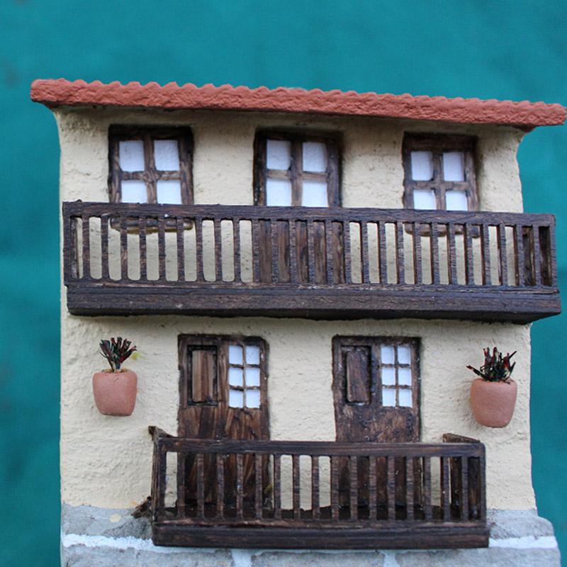 Casa típica do Centro Histórico de Guimarães